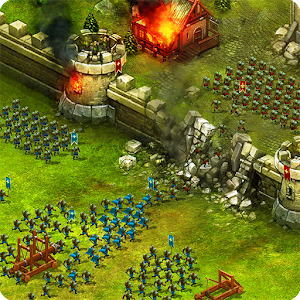 Game Throne Rush APK for Windows Phone