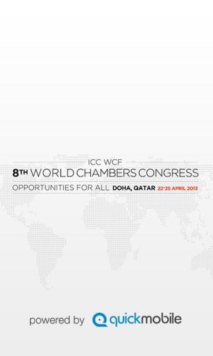 8th World Chamber Congress