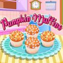 Pumpkin Muffins Cooking icon