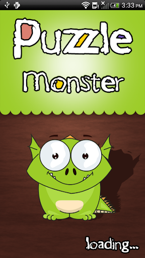 Puzzle Monster