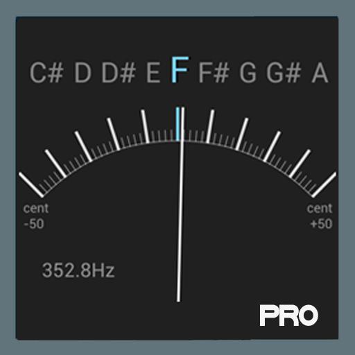 Fine Chromatic Tuner Pro