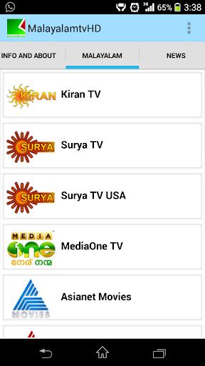 Malayalam HD TV