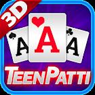 Junglee Teen Patti 3D icon