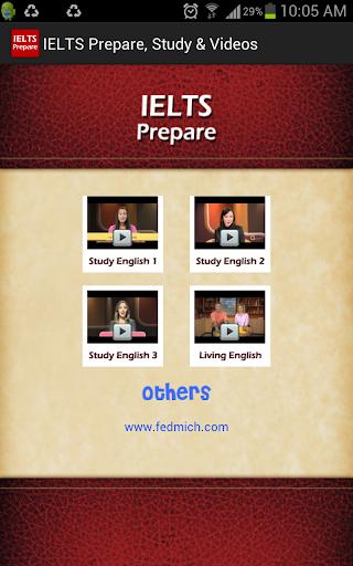 IELTS Prepare Study Videos