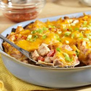 Campbell's Kitchen King Ranch Casserole.