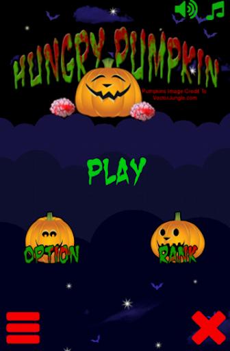 Hungry Pumpkin