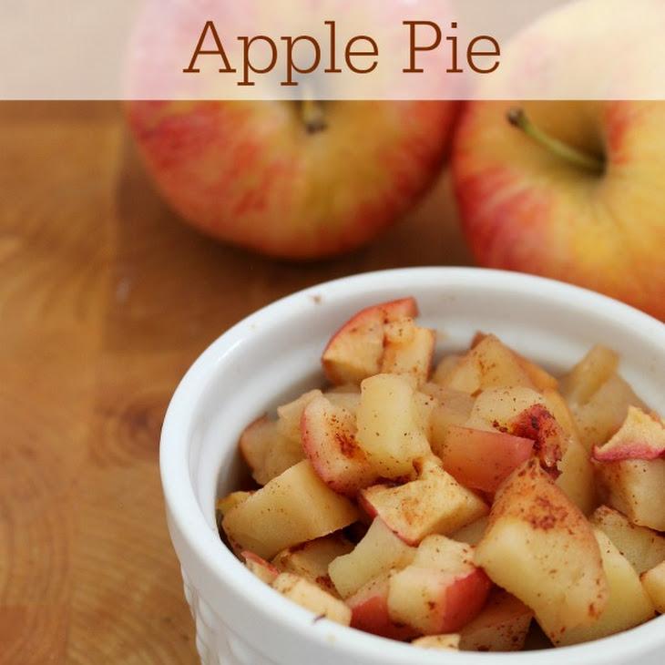 Skinny Apple Pie Recipe