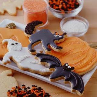 Cardamom Cutout Sugar Cookies