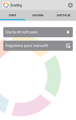 Svettig - screenshot