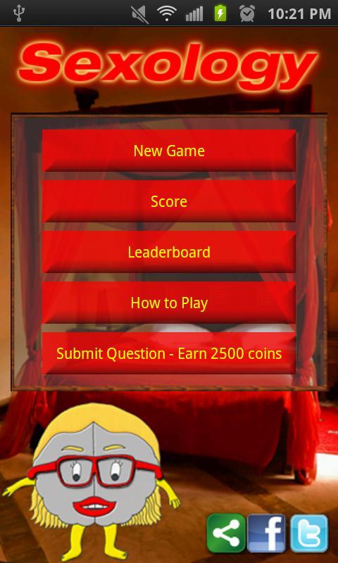 Sexology - Sex Game Sex Quiz - screenshot