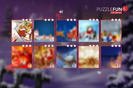 PuzzleFUN Christmas - screenshot thumbnail