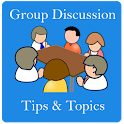 Group Discussion Topics & Tips icon