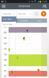 Dario Smart Diabetes Management- screenshot thumbnail