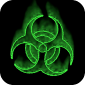 Biotoxic Flame Live Wallpape