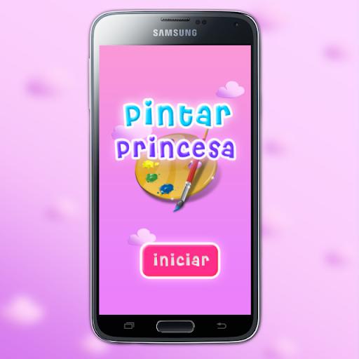Pintar Princesa Infantil