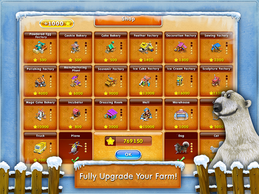Farm Frenzy 3: Ice Domain Free  screenshots 9