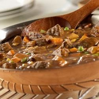Shortcut Beef Stew.