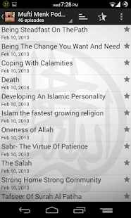 Mufti Menk Lectures- screenshot thumbnail