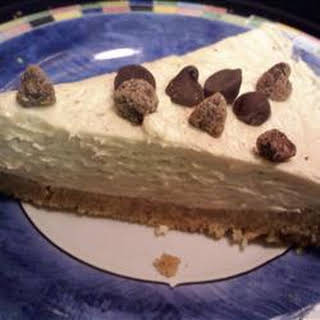 Peanut Butter Cream Pie.