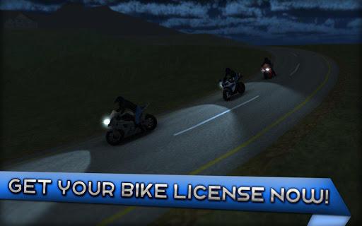 Motorcycle Driving 3D 1.4.0 screenshots 24