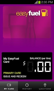 EasyFuel- screenshot thumbnail