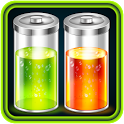 Battery boom icon