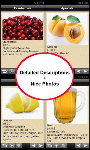 Alkaline Food for Health