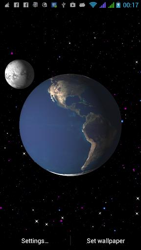 Earth Universe Wallpaper Free