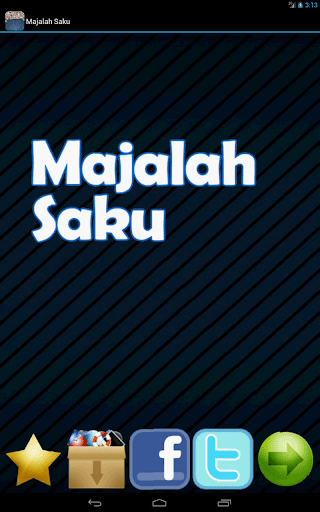 Majalah Saku|玩新聞App免費|玩APPs