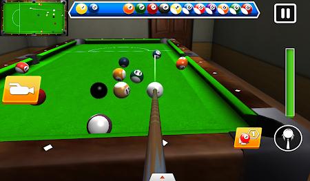 Real Snooker Billiard Pool Pro 1.0.1 screenshot 315582