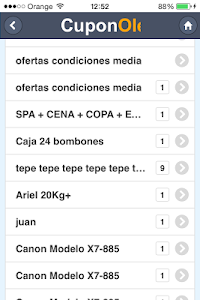 CuponOle screenshot 5