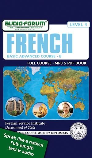FSI French 4 Audio-Forum