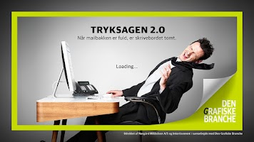 Screenshot of Tryksagen