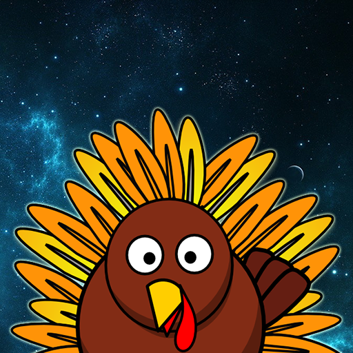 Space Turkey Battle 動作 LOGO-阿達玩APP