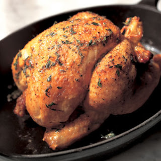 My Favorite Simple Roast Chicken
