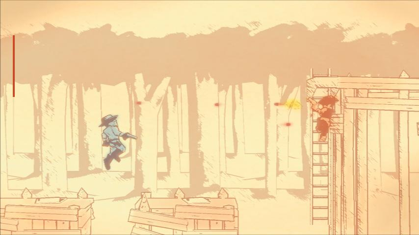 Gunman Clive -Xperia Exclusive - screenshot