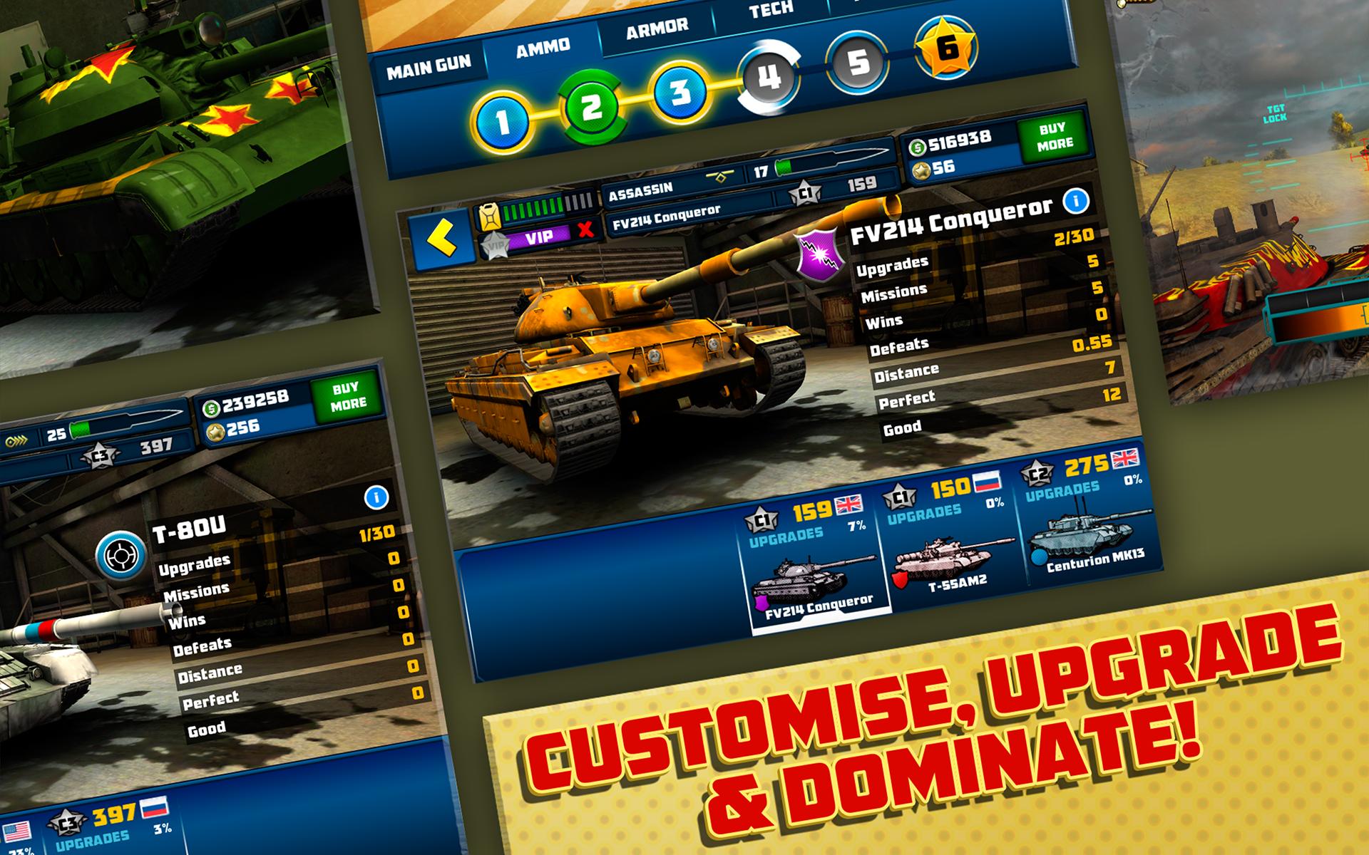 Boom! Tanks screenshot #16