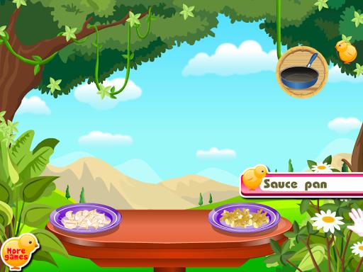 雞肉烤肉烹飪比賽