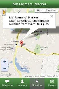 MV Farmers Market- screenshot thumbnail