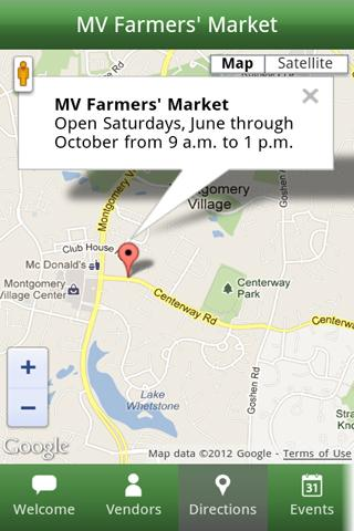 MV Farmers Market- screenshot