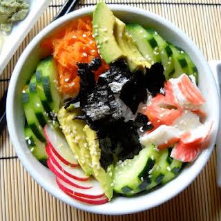 Sushi Bowls.