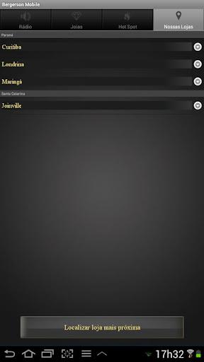 【免費娛樂App】Bergerson Mobile-APP點子