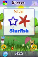 Screenshot of Flash Cards for Kids