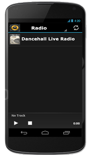Dancehall Live Radio