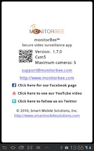 monitorBee Demo- screenshot thumbnail