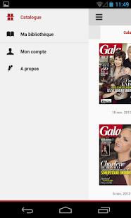 Gala le magazine - náhled