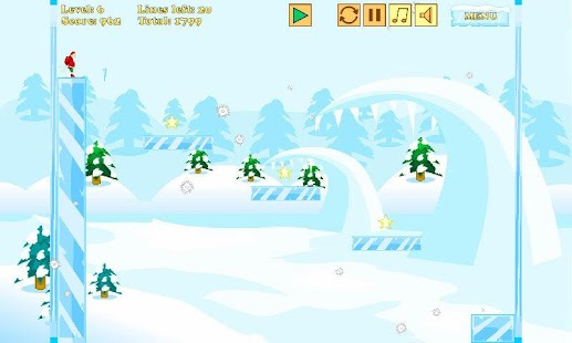Brave Santa - screenshot thumbnail