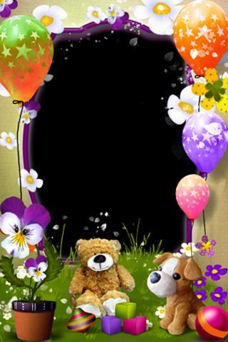 Bambini gratis cornici foto - screenshot