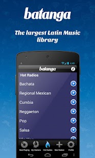 Free Music Batanga Radio - screenshot thumbnail