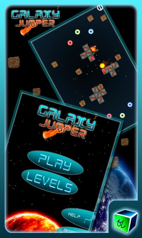 Galaxy Jumper- screenshot
